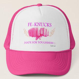 Fe-Knucks Hat (Pink) (Women)