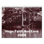 Fe y amor 2009 de la esperanza calendario