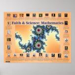 Fe y ciencia: Matemáticas Posters