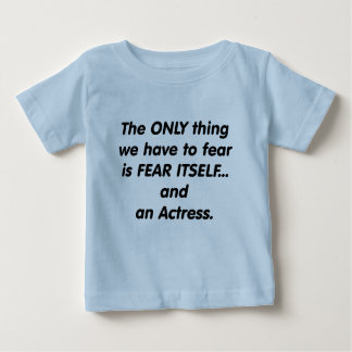 fear actress baby T-Shirt
