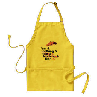 Fear and Loathing Adult Apron