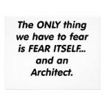 fear architect custom invites