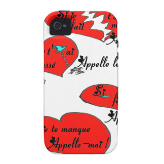 FEAR BADLY WOUNDS APPELLE.png iPhone 4 Covers