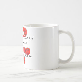 FEAR BADLY WOUNDS APPELLE.png Coffee Mug