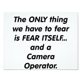 fear camera operator card