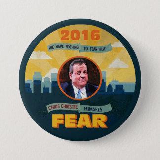 FEAR CHRISTIE BUTTON