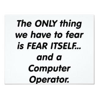 fear computer operator card
