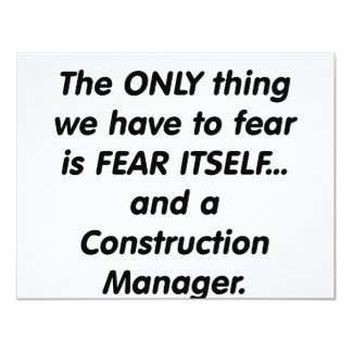 fear construction manager card