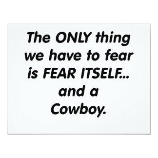 fear cowboy card