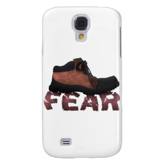 FEAR Crushed by Boot - Multiple Products Galaxy S4 Case