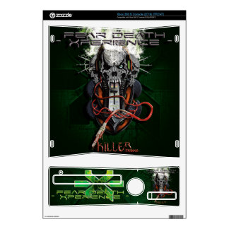 Fear Death Xperience: -FDX-BOX 360 Kinect Skin Skin For The Xbox 360 S