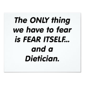 fear dietician card