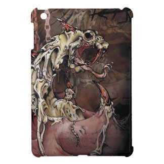 """Fear"" Dragon iPad Mini Cover"