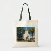 Fear Ends Tote Bag