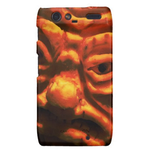Fear Face IX Motorola Droid RAZR Covers