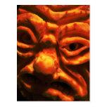 Fear Face IX Post Cards