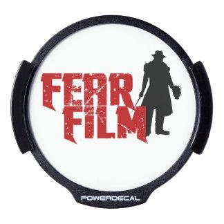 FEAR FILM LED Light LED Car Decal