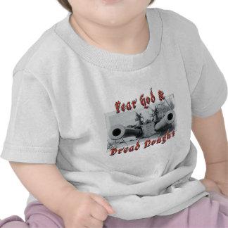Fear God & Dread Nought Tshirts