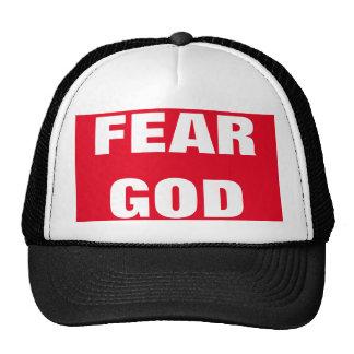 Fear God Evangelism Hat