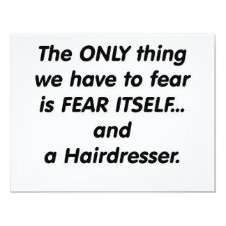 fear hairdresser card