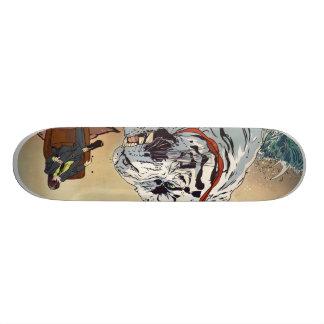 Fear III Custom Skate Board
