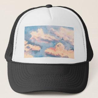 Fear In A Distance Trucker Hat