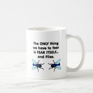 Fear Itself Flies 1 Coffee Mugs
