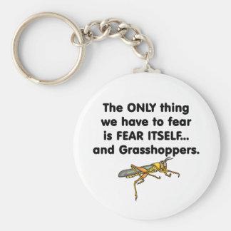 Fear Itself Grasshoppers Key Chain