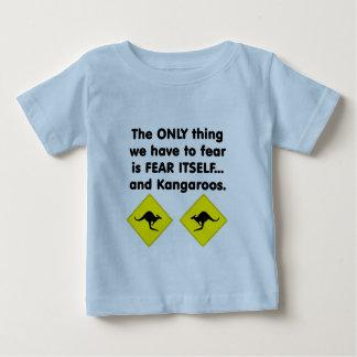 Fear Itself Kangaroo 1 Baby T-Shirt