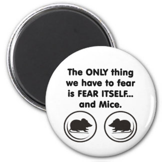 Fear Itself Mice 1 Magnet