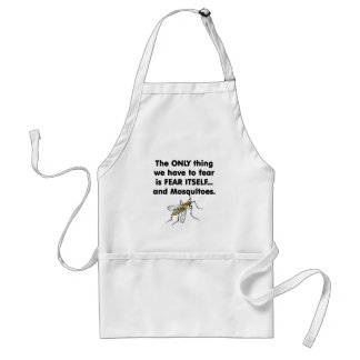 fear itself mosquitoes 2 adult apron