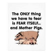 Fear Itself Pigs 2 Flyer