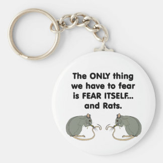 Fear Itself Rats Keychain