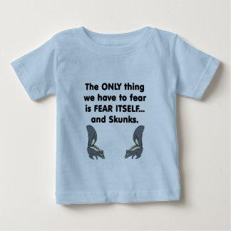 Fear Itself Skunks Baby T-Shirt