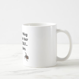 Fear Itself spiders Classic White Coffee Mug