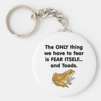 Fear Itself Toad 1 Keychain