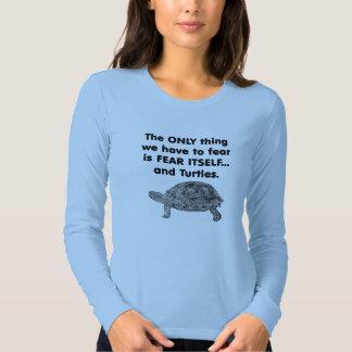 Fear Itself Turtles T Shirt