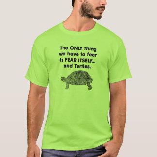 Fear Itself Turtles T-Shirt