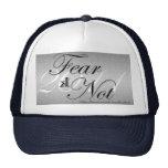 Fear kNot Baseball Cap Hats