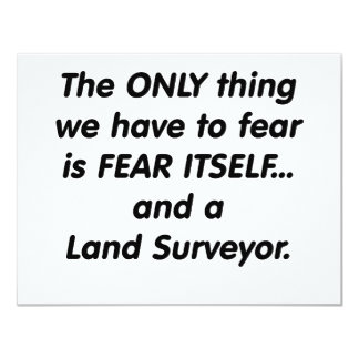 fear land surveyor card