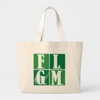 Fear Less Golf More Bag
