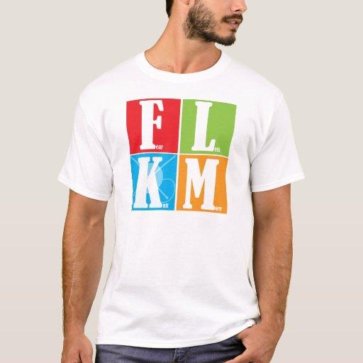 Fear Less Knit More T-Shirt