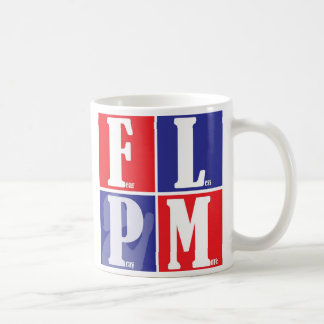 Fear Less Pray More Coffee Mug
