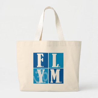 Fear Less Yoga More Bags