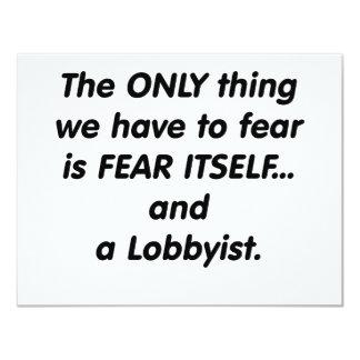 fear lobbyist card