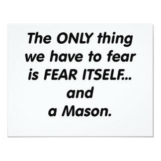 fear mason card