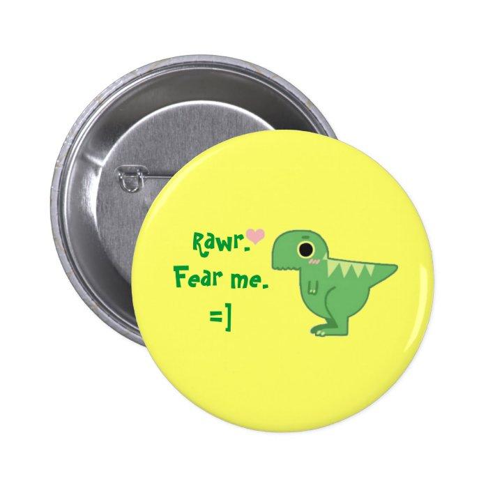 Fear Me Button