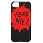 FEAR ME! CASE FOR iPhone 5C