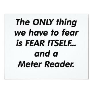 fear meter reader card