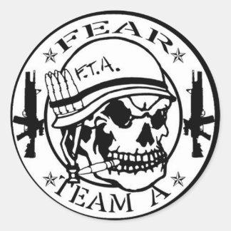 Fear Nam Style Sticker